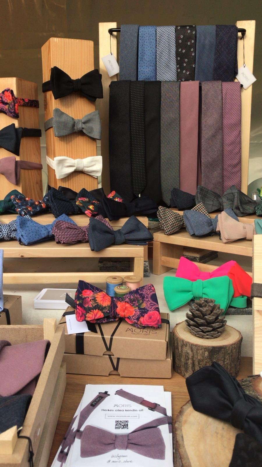 Papyon ve kravatlar, papyon kravat modelleri